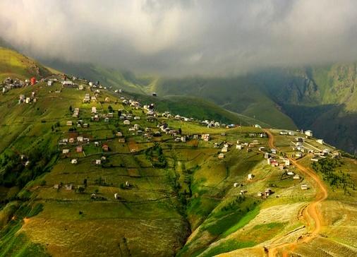 مناطق دیدنی اردبیل و سفر به شهر اذان و آبهای گرم