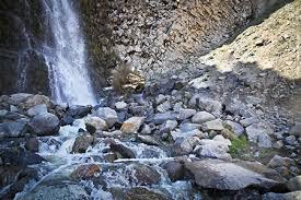 آبگرم و آبشار سردابه